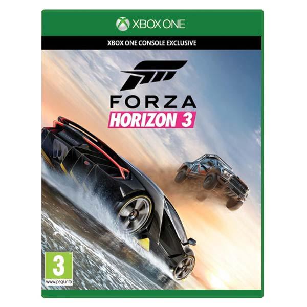 Forza Horizon 3 [XBOX ONE] - BAZÁR (použitý tovar)