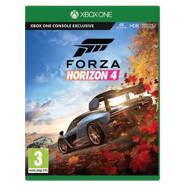 Forza Horizon 4  [XBOX ONE] - BAZÁR (použitý tovar)