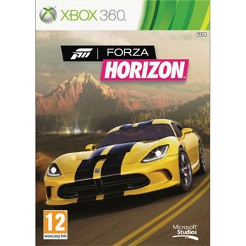 Forza Horizon CZ [XBOX 360] - BAZÁR (použitý tovar)