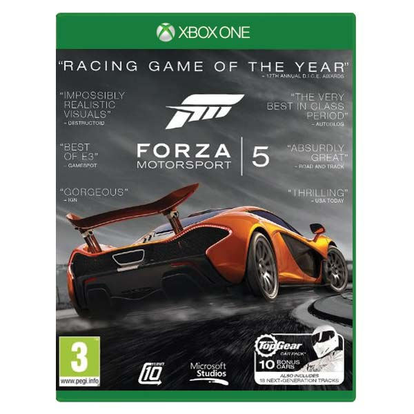 Forza Motorsport 5 (Racing Game of the Year Edition)
