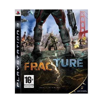 Fracture [PS3] - BAZÁR (použitý tovar)