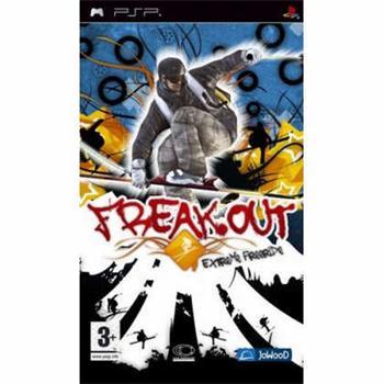 Freak Out: Extreme Freeride [PSP] - BAZÁR (použitý tovar)