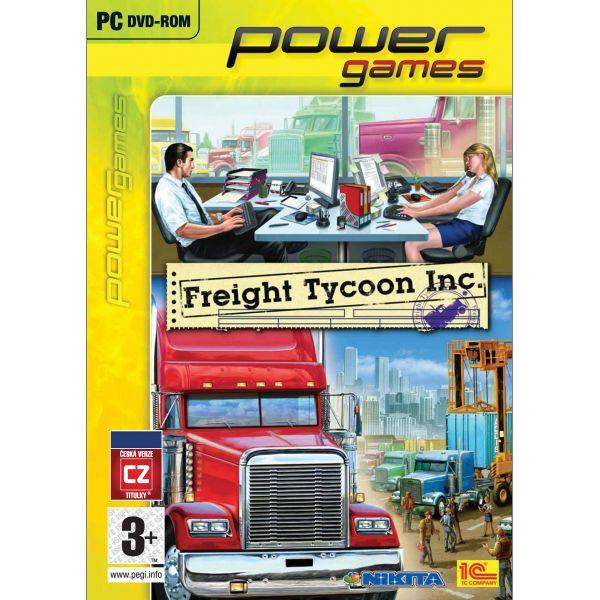 Freight Tycoon Inc. CZ