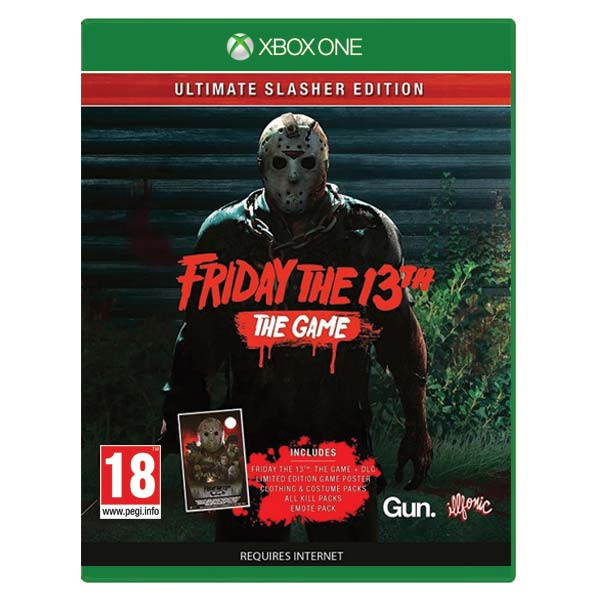 Friday the 13th: The Game (Ultimate Slasher Edition)