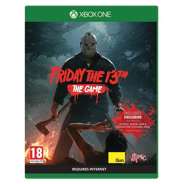 Friday the 13th: The Game [XBOX ONE] - BAZÁR (použitý tovar)