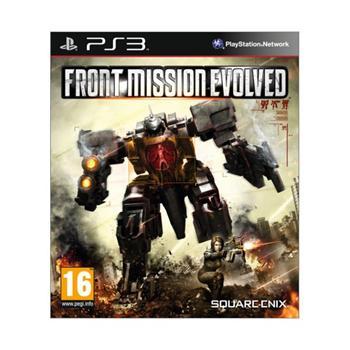 Front Mission Evolved [PS3] - BAZÁR (použitý tovar)