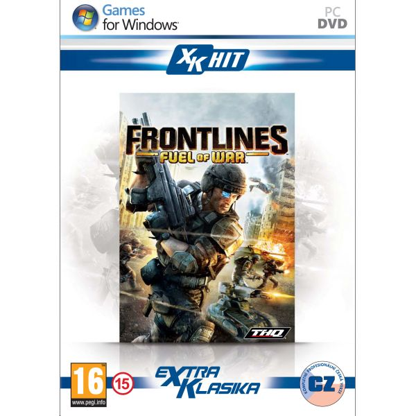Frontlines: Fuel of War CZ