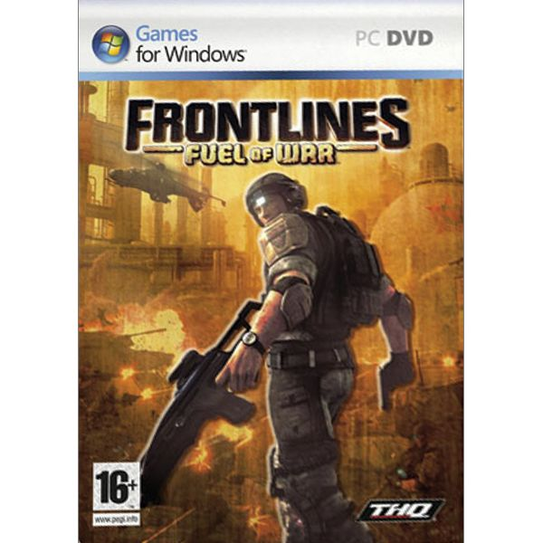 Frontlines: Fuel of War (Steelbook Edition)