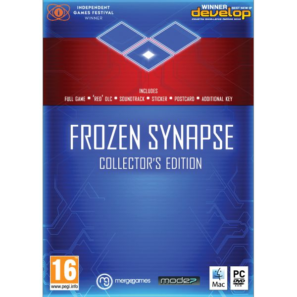 Frozen Synapse (Collector's Edition)