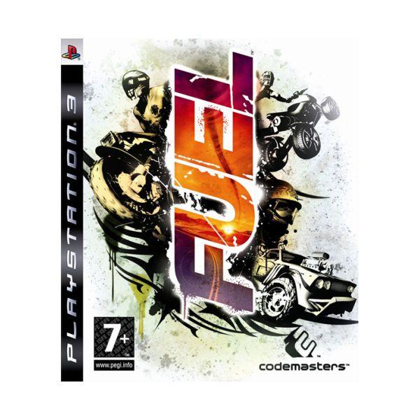 Fuel [PS3] - BAZÁR (použitý tovar)