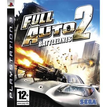 Full Auto 2: Battlelines [PS3] - BAZÁR (použitý tovar)