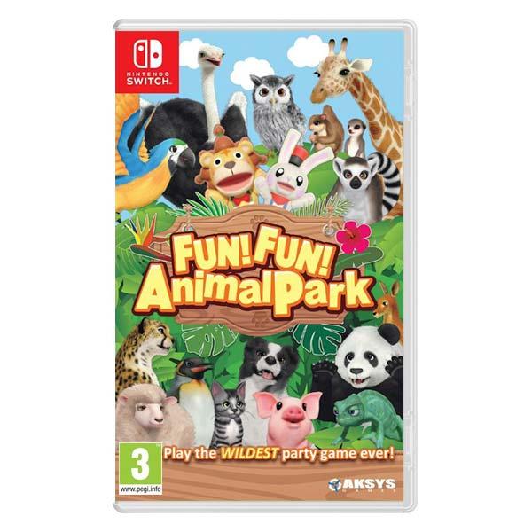 FUN! FUN! Animal Park NSW