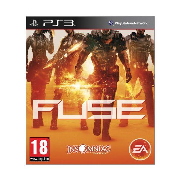 Fuse [PS3] - BAZÁR (použitý tovar)