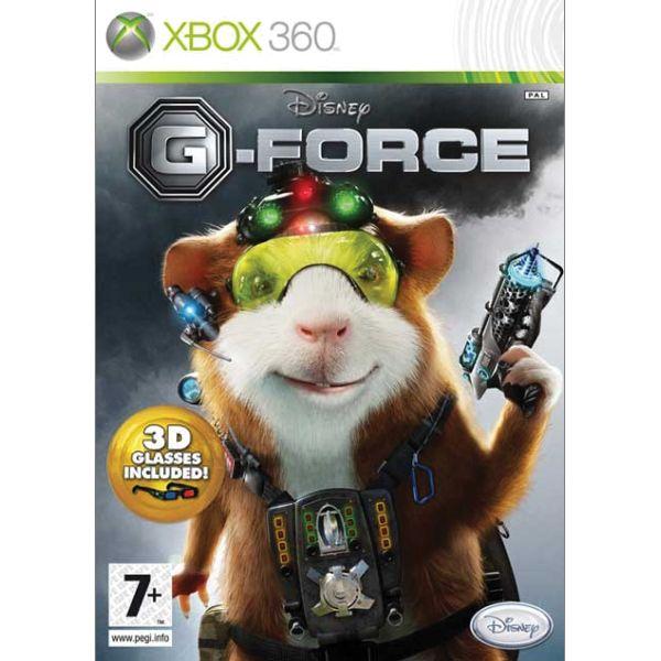 G-Force [XBOX 360] - BAZÁR (použitý tovar)