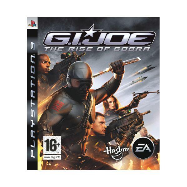 G.I. Joe: The Rise of Cobra [PS3] - BAZÁR (použitý tovar)