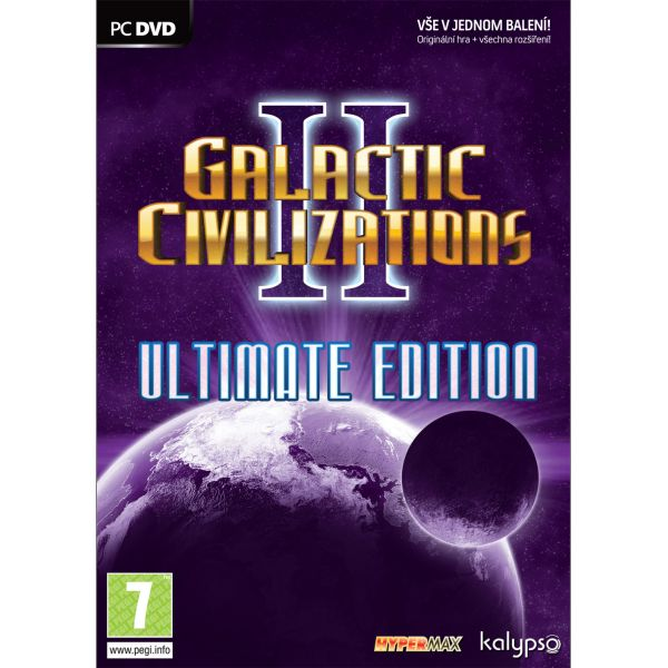 Galactic Civilizations 2 (Ultimate Edition)