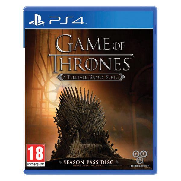 Game of Thrones: A Telltale Games Series [PS4] - BAZÁR (použitý tovar)