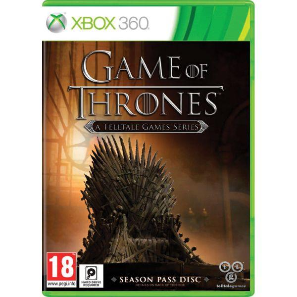 Game of Thrones: A Telltale Games Series [XBOX 360] - BAZÁR (použitý tovar)