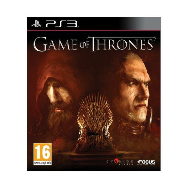 Game of Thrones [PS3] - BAZÁR (použitý tovar)