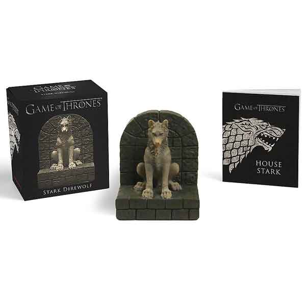 Game of Thrones: Stark Direwolf (Miniature Editions) RP457038