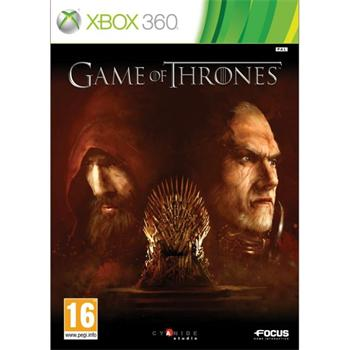 Game of Thrones [XBOX 360] - BAZ�R (pou�it� tovar)