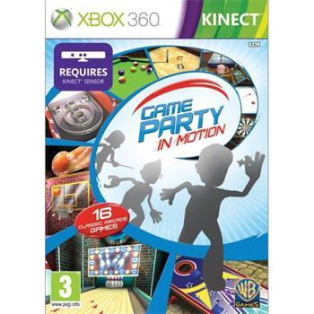 Game Party: In Motion [XBOX 360] - BAZÁR (použitý tovar)