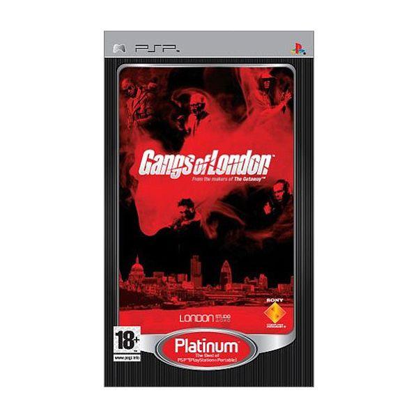 Gangs of London [PSP] - BAZÁR (použitý tovar)
