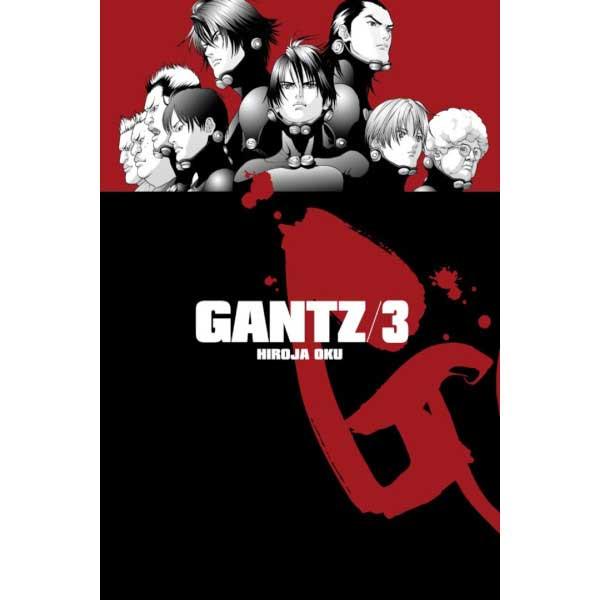 Gantz 03 komiks