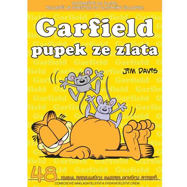 Garfield: Pupek ze zlata