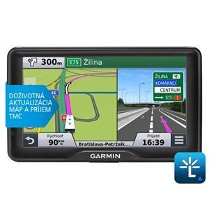 Garmin Camper 760LMT-D + mapy 45 štátov Európy + nuMaps Lifetime   Navigácia pre nákladné auta