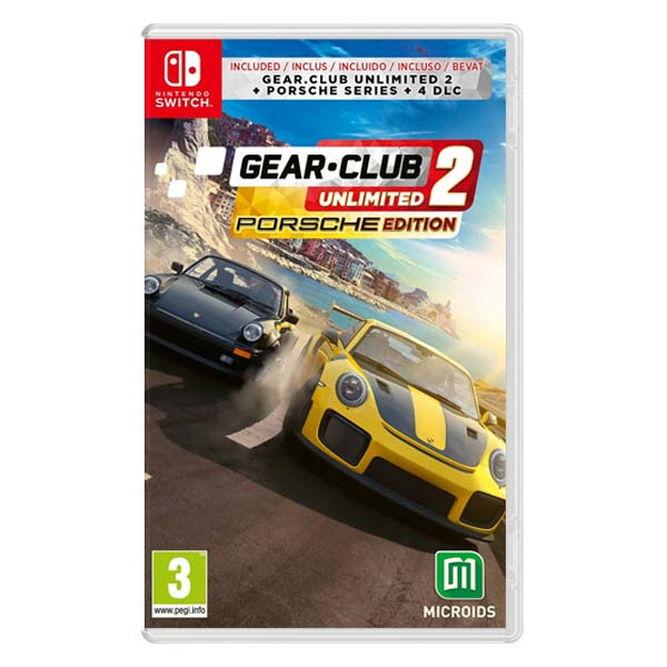 Gear Club Unlimited 2 (Porsche Edition)