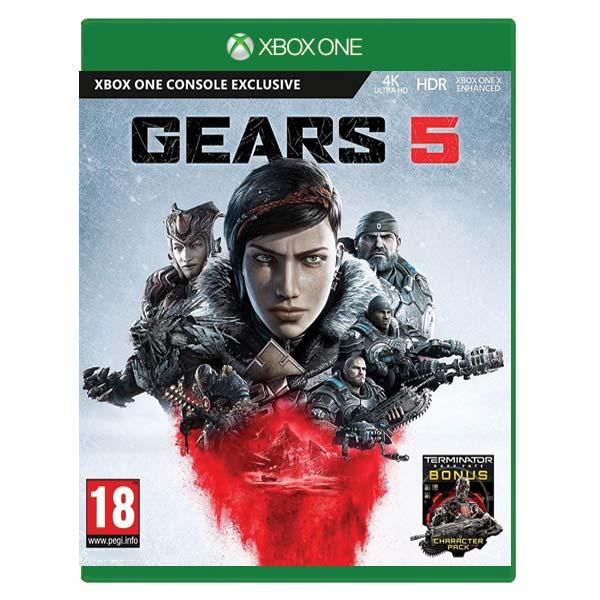 Gears 5 [XBOX ONE] - BAZÁR (použitý tovar)
