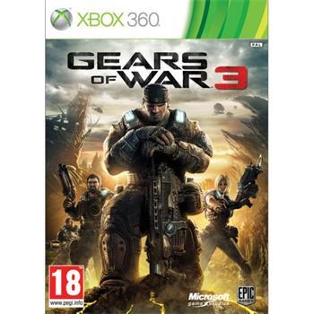 Gears of War 3 - XBOX 360- BAZÁR (použitý tovar)