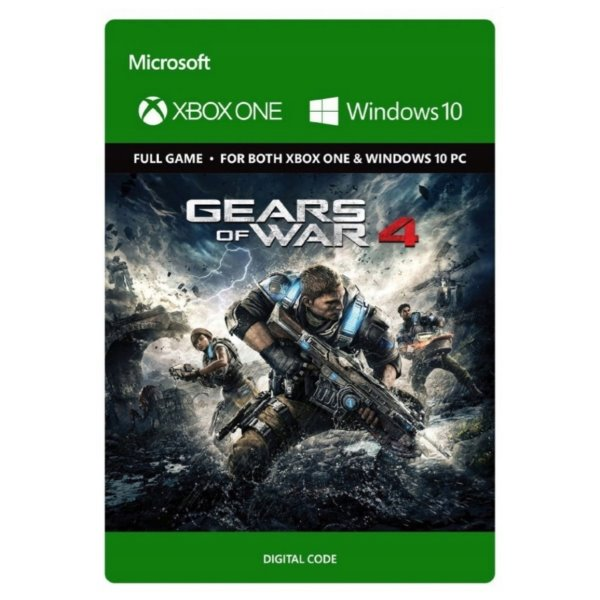 Gears of War 4 (Play Anywhere) XBOX ONE
