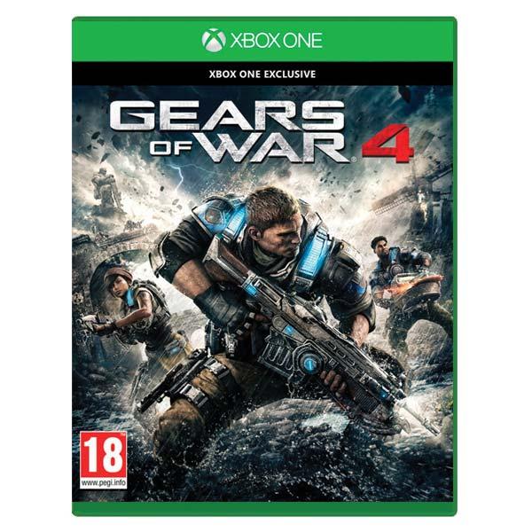Gears of War 4 [XBOX ONE] - BAZÁR (použitý tovar)