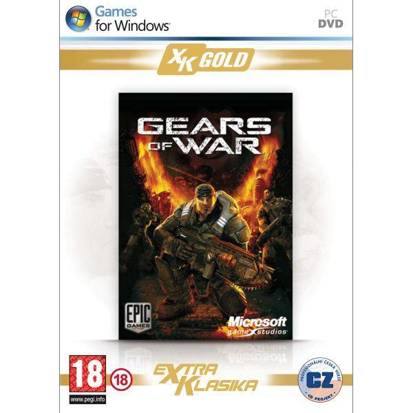 Gears of War CZ