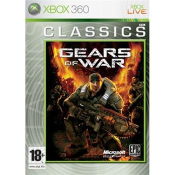 Gears of War / Gears of War 2 - XBOX 360- BAZÁR (použitý tovar)