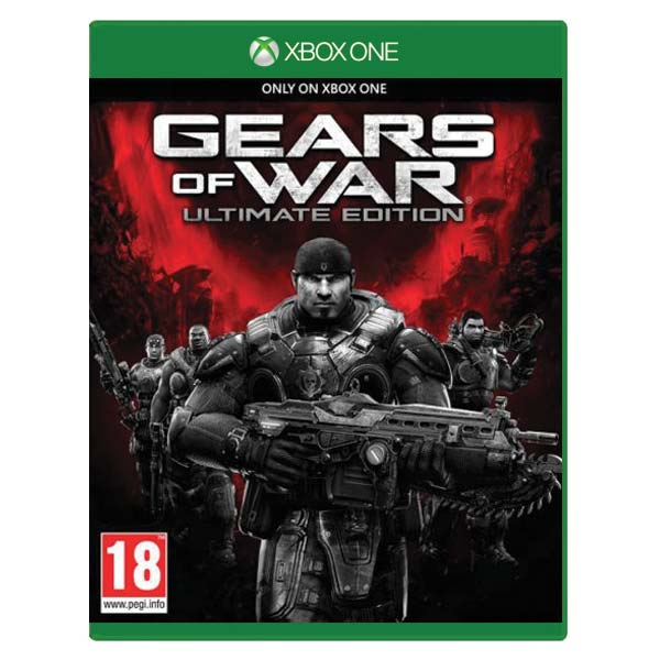 Gears of War (Ultimate Edition) XBOX ONE