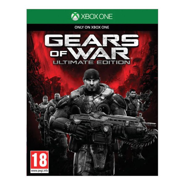 Gears of War (Ultimate Edition) [XBOX ONE] - BAZ�R (pou�it� tovar)