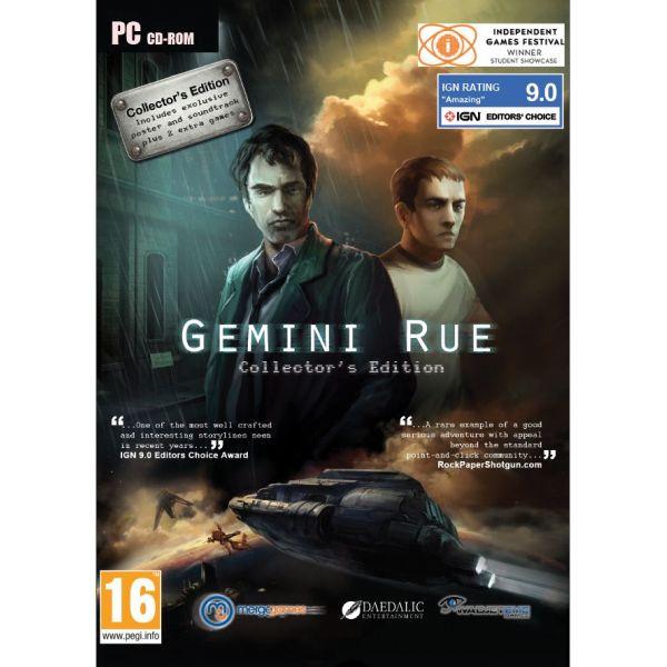Gemini Rue (Collector's Edition)