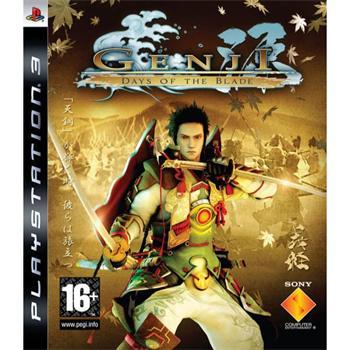 Genji: Days of the Blade [PS3] - BAZÁR (použitý tovar)