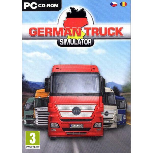 German Truck Simulator CZ