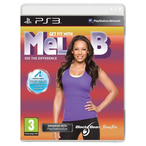 Get Fit with Mel B [PS3] - BAZÁR (použitý tovar)