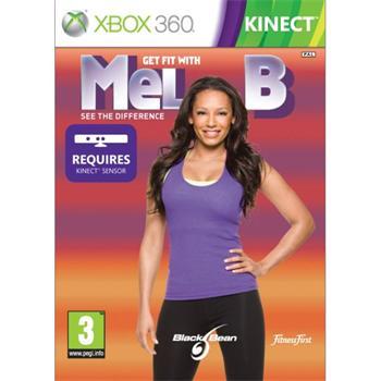 Get Fit with Mel B [XBOX 360] - BAZÁR (použitý tovar)