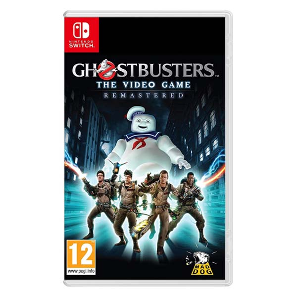 Ghostbusters: The Video Game (Remastered) NSW