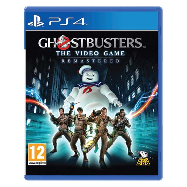 Ghostbusters: The Video Game (Remastered) PS4