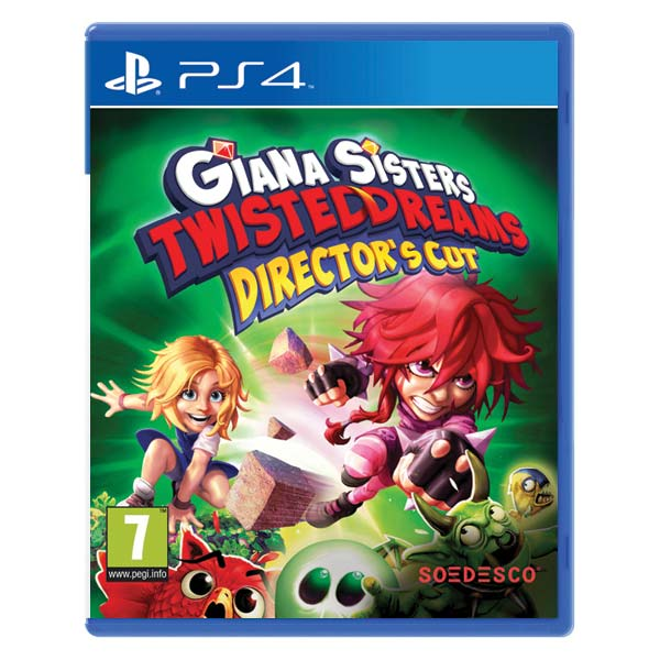 Giana Sisters: Twisted Dreams - Director´s Cut