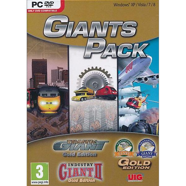 Giants Pack PC