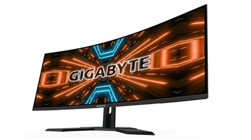 "GIGABYTE 34"" G34WQC Gaming Monitor, 144Hz, VA, zakriveny, UWQHD"