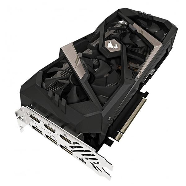 Gigabyte AORUS GeForce RTX 2070, 8G